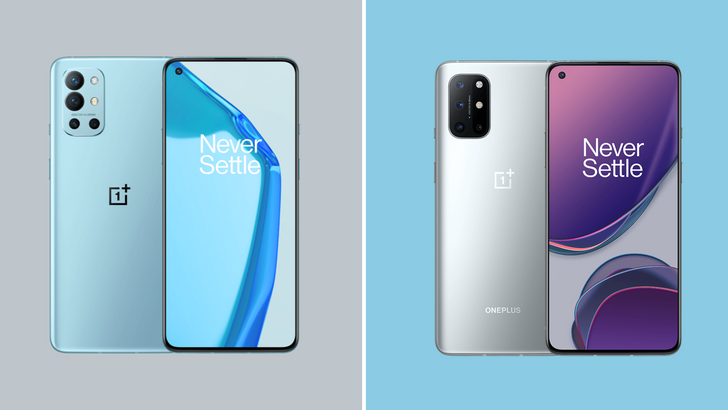 OnePlus 9R vs OnePlus 8T: Is this even a choice?