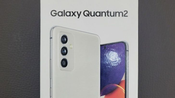 Galaxy A82 breaks cover again in new photos and video