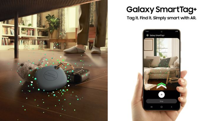 Samsung's new super-precise object trackers are finally arriving later this month