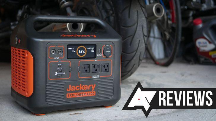 Jackery Explorer 1500 review: Glorious overkill