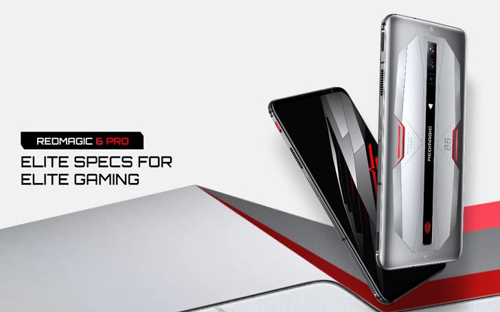 Win a RedMagic 6 Pro gaming phone (Update: Winner)