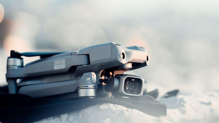 DJI's new ultraportable drone is a sleeper camera powerhouse
