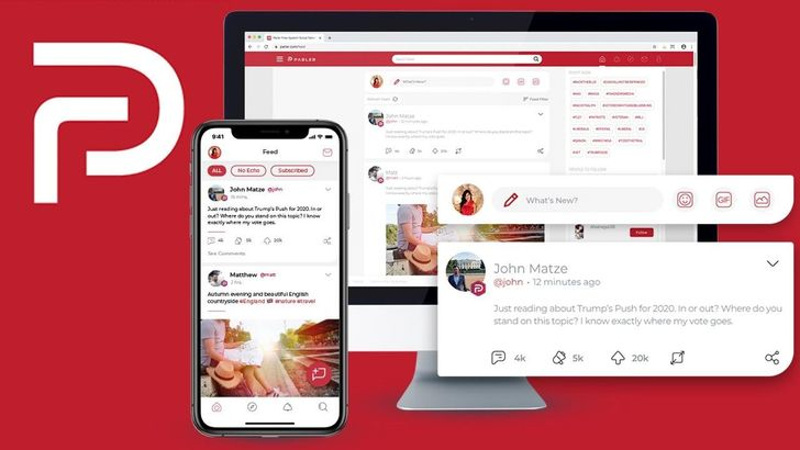 Parler is coming back to iPhones — are Android and the Play Store next?
