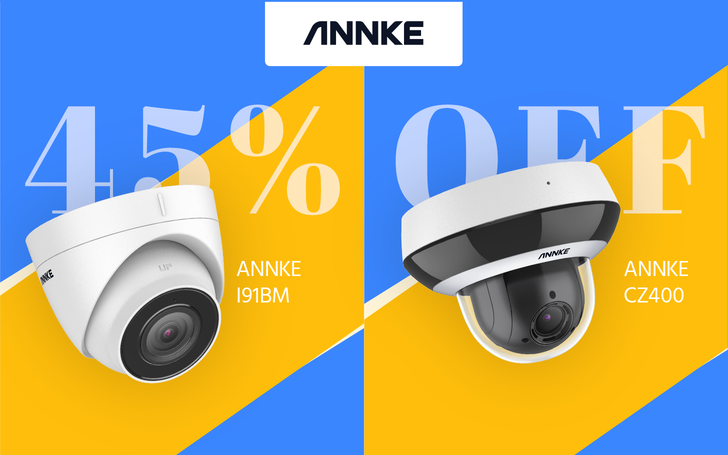 You can get three of these 4K home security cameras for less than the cost of a single Nest Cam Outdoor