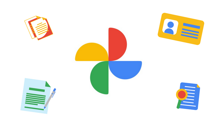 Google Photos is making it easier to find your documents