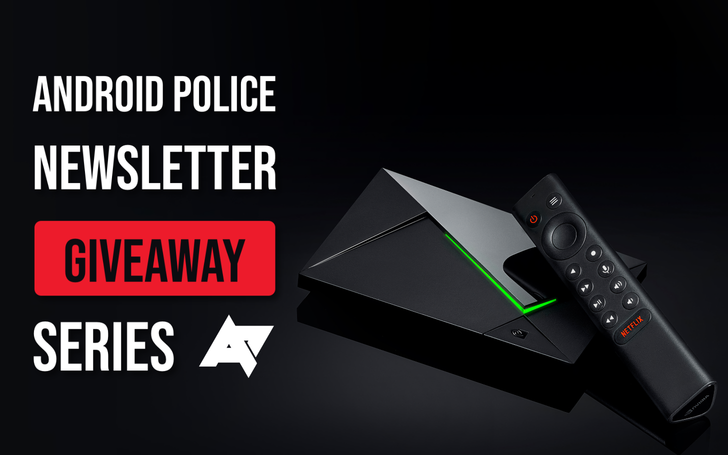Sign up for our newsletter, get a chance to win the best Android TV around