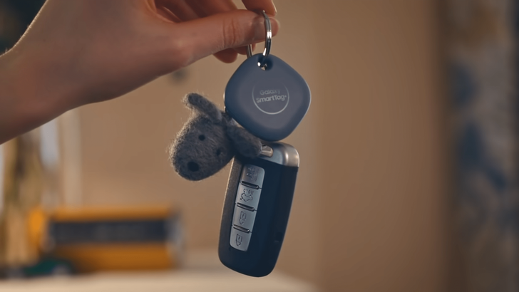 Samsung's SmartTags are getting smarter as Apple's AirTags launch