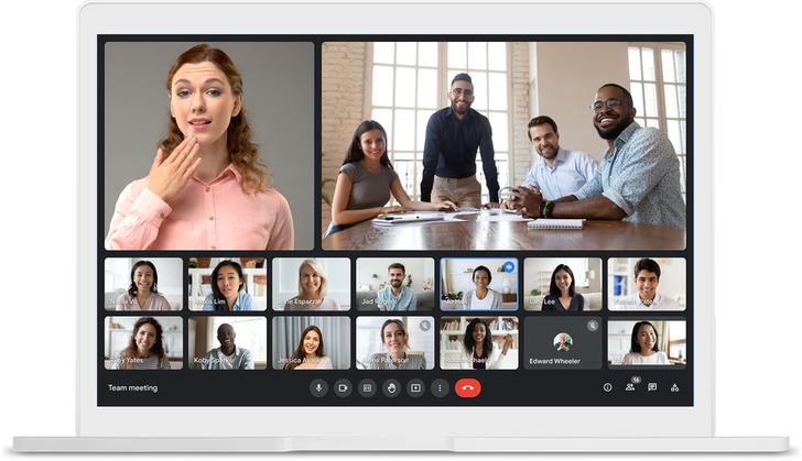 Meet's latest changes will make your meetings more productive — and more obnoxious