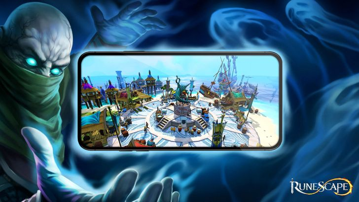 Runescape is coming to Android, and you can get some freebies if you pre-register now
