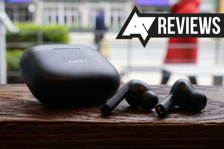 Aukey Hybrid ANC Wireless Earbuds long-term review: Long in the tooth