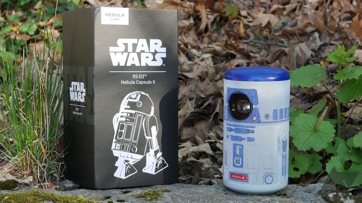 I've been flying co-pilot with Anker's new R2-D2 projector, but this isn't quite the droid I'm looking for