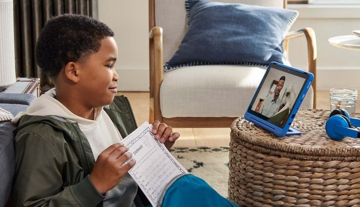 Amazon's new Fire Kids Pro tablets are designed to win over older kids