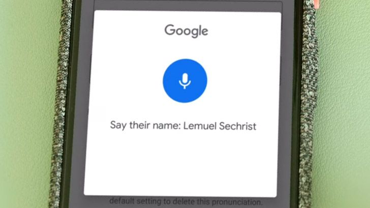 Soon you'll be able teach Assistant to pronounce your friends' names right