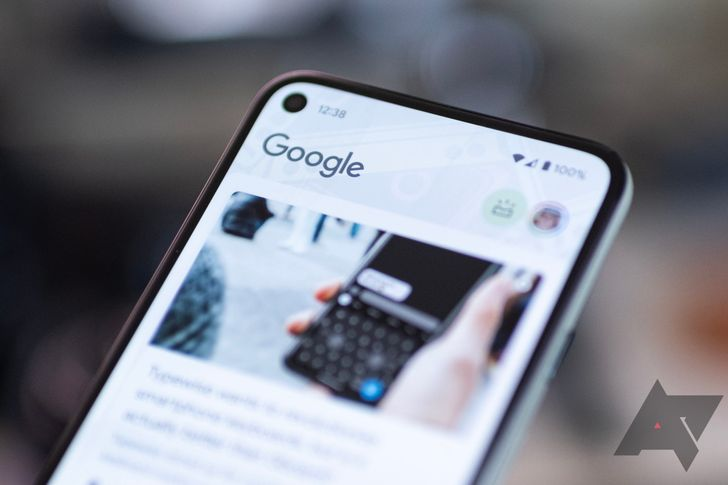 Google takes a hard left on its latest Discover UI test