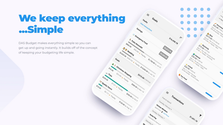 Hands-on: New budgeting app is a drop-in replacement for Simple, and I love it