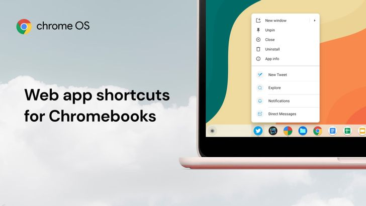 PWAs are inching a step closer to feeling native on Chromebooks