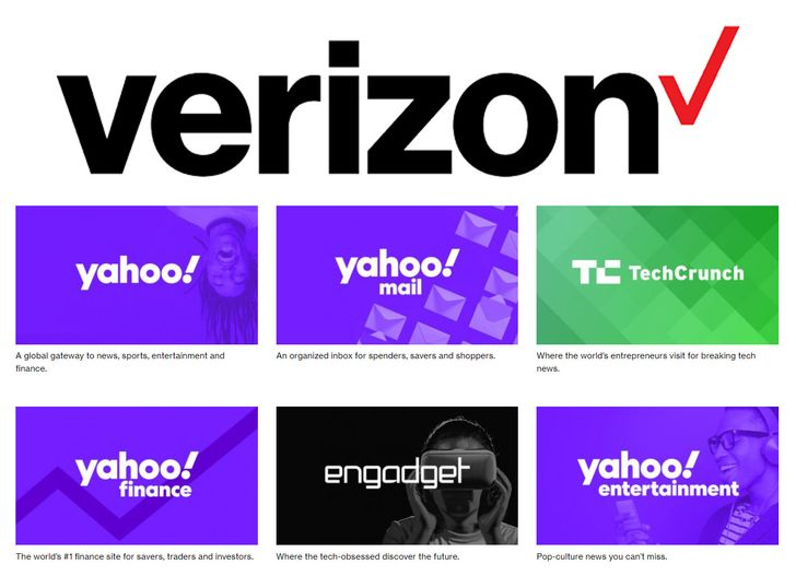Verizon sells off its AOL and Yahoo media properties, including Engadget and TechCrunch