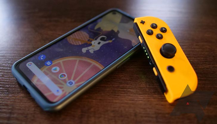 The Nintendo Switch Joy-Con may just be a better Bluetooth camera shutter than game controller