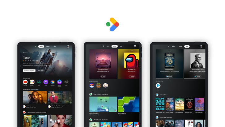 Google is going to replace Google Discover on tablets with a new interface