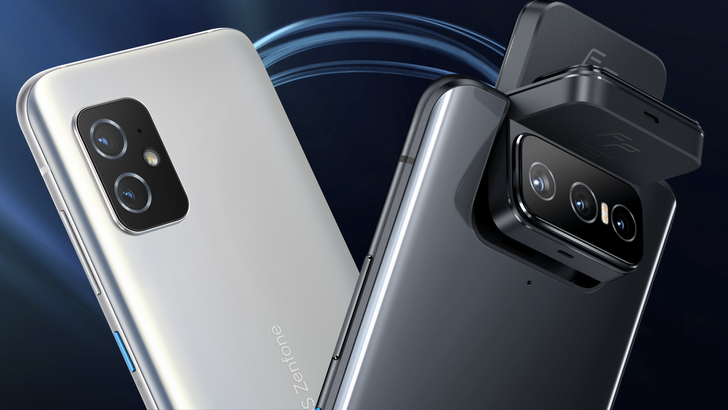 Asus stuffs Galaxy S21 power into the body of a Pixel 4a, calls it Zenfone 8