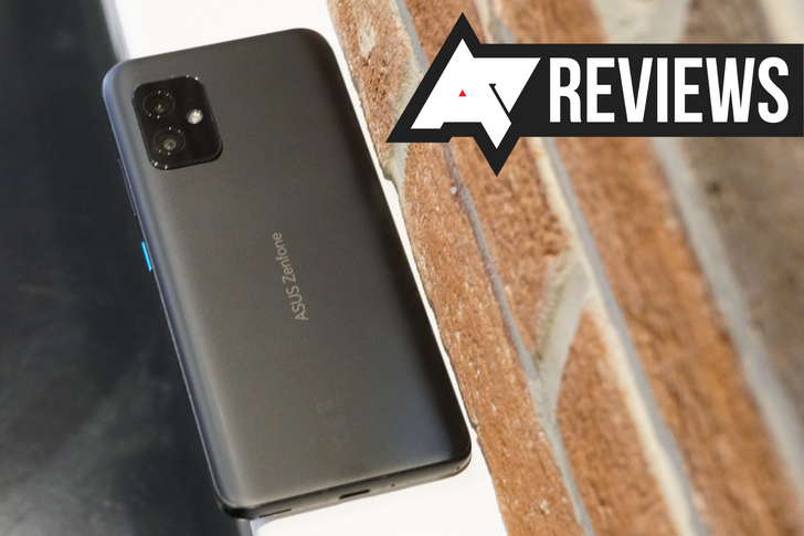 Asus Zenfone 8 review: The little Android phone that could