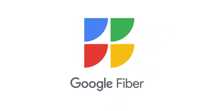 Google Fiber rolls out new four-color icon that looks just like every other Google icon