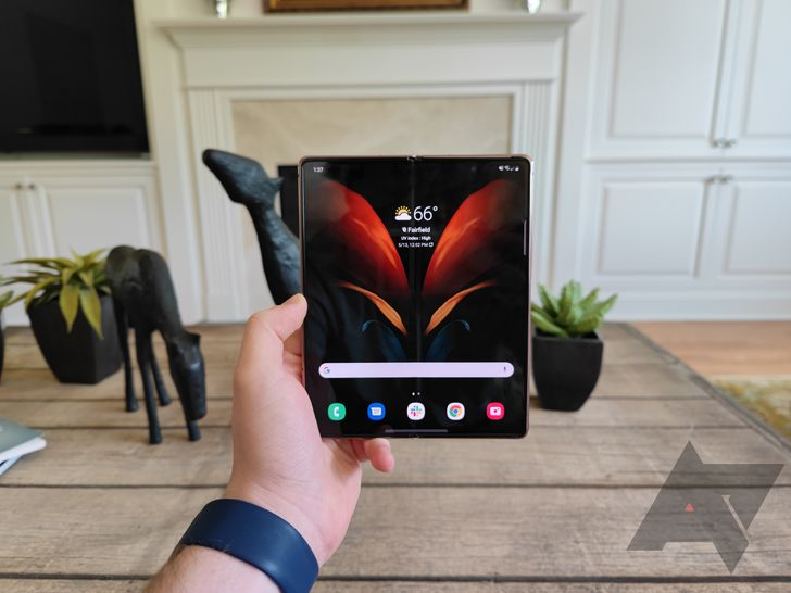 Even after price cuts, is the Galaxy Z Fold2 worth buying in 2021?