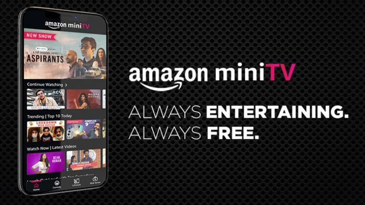 Amazon's new streaming video service is totally free, but there's a catch