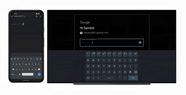 Google announced a replacement for the Android TV remote app