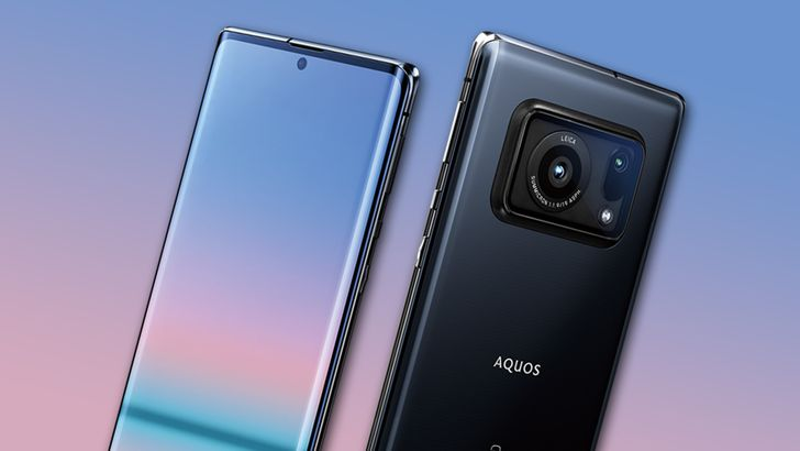 """This phone has a huge 1"""" camera sensor and it's from a manufacturer you probably forgot existed"""