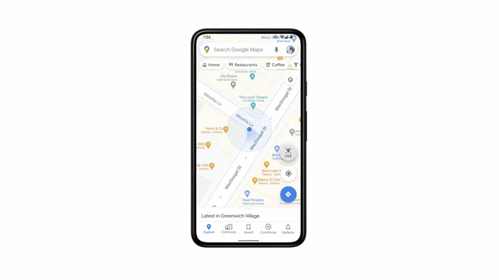 Google Maps Live View is getting a lot easier to use