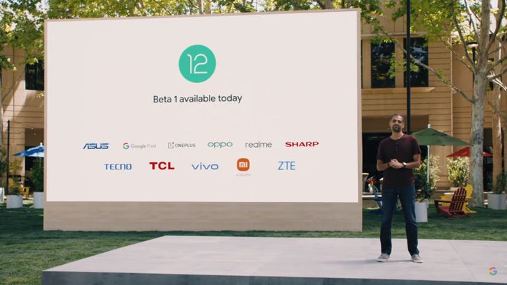 The complete list of phones that can get the Android 12 beta today