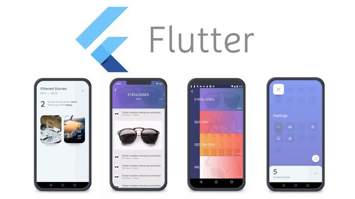 Flutter 2.2 announced for faster, less crash-y apps