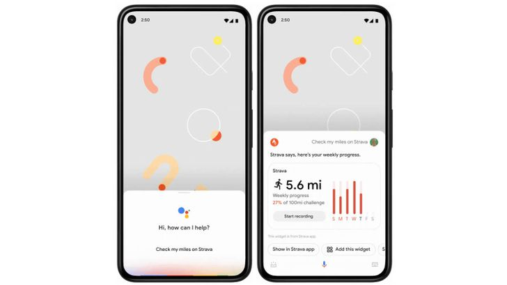 The Google Assistant is getting widgets — but probably not the way you're thinking