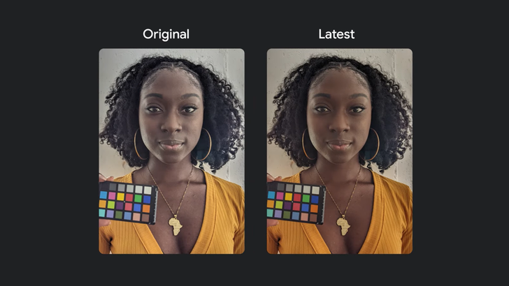 People of color are getting a better camera from Google