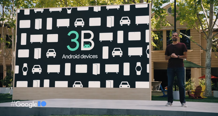 There are now three times more Android devices than Windows PCs