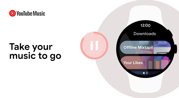 YouTube Music's Wear OS app has a feature not available on the Apple Watch