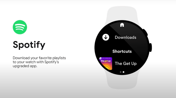 Spotify on Wear OS is getting its biggest update ever