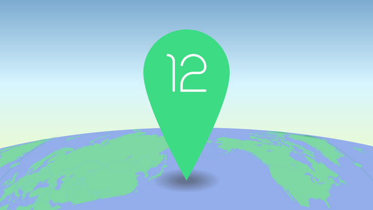 How to give apps only your approximate location on Android 12
