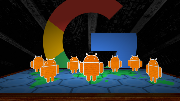 Android is about to take over your world all over again