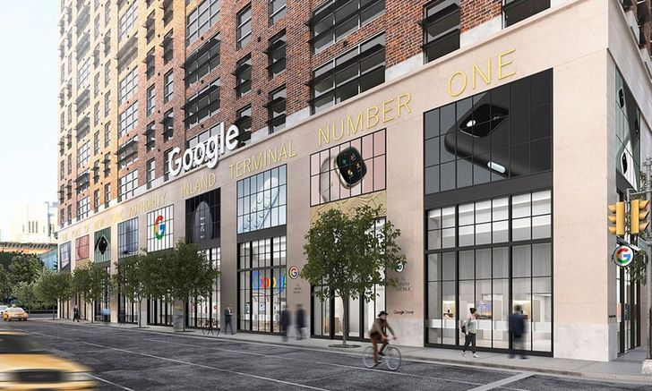 Google will finally try out its own retail store this summer