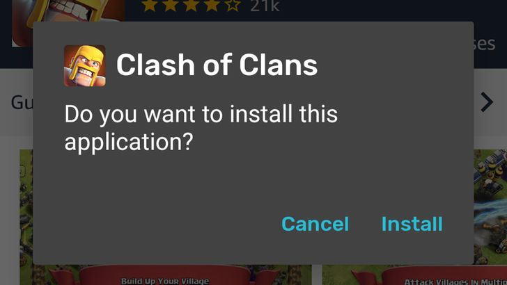 Third-party app stores like Amazon's will be less annoying to use on Android 12