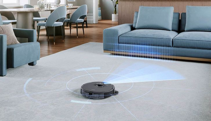Clean all that pollen off your floors with $200 off an Ecovac vacuum and mop