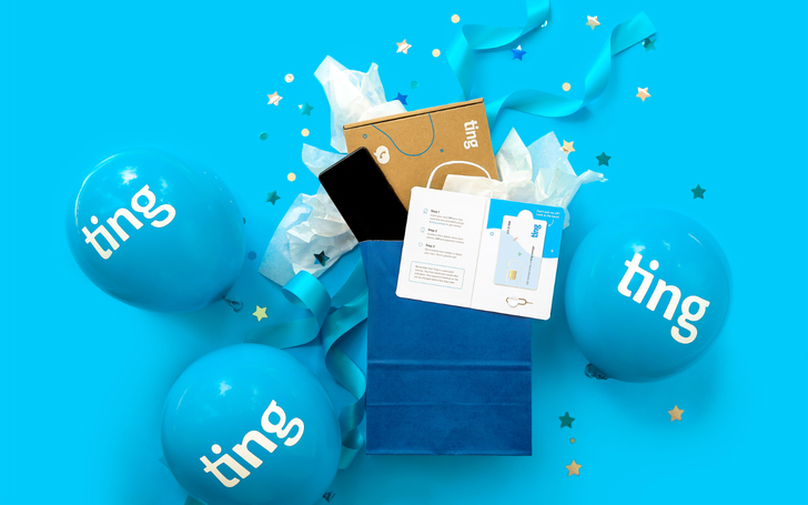 Save a total of $60 on this Ting Mobile plan with unlimited talk and text + 22GB of uncapped data