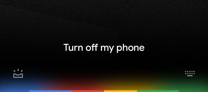 Soon you'll be able to turn off your phone with your voice