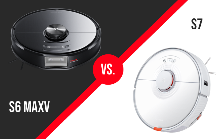 Battle of the bots: Roborock's new S7 and advanced S6 MaxV duke it out for keeps