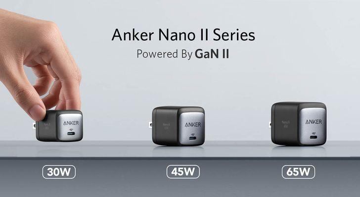 Anker's eensy-weensy chargers are now eensy-weensier
