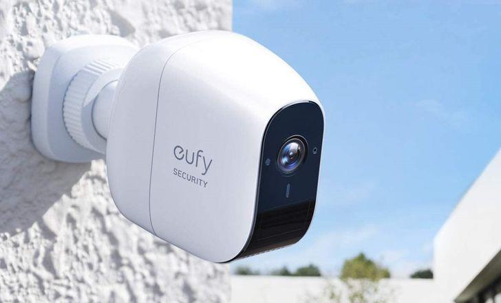 Следите за своим двором, не вставая с дивана, с помощью этих камер безопасности со скидкой на Amazon.