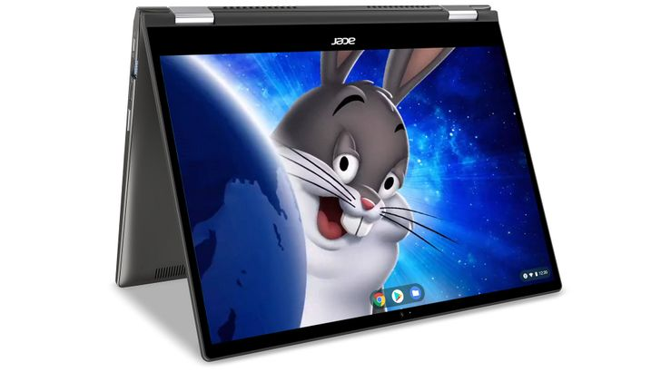 Acer just made the Big Chungus of Chromebooks