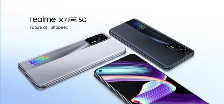 The Realme X7 Max 5G punches above its price range with the help of a new chip